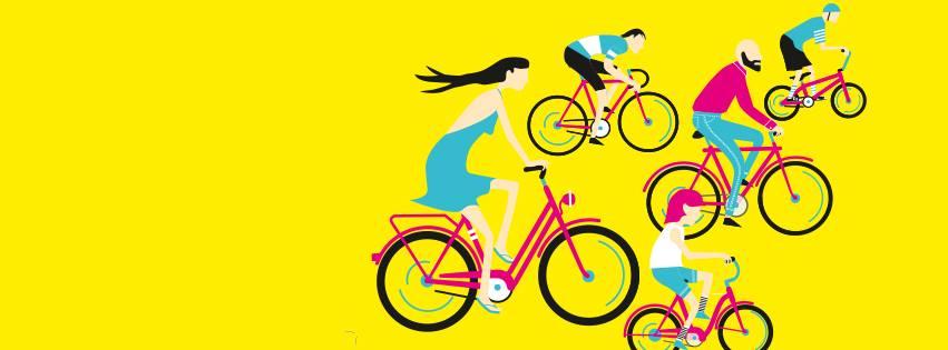 Bicycle happening