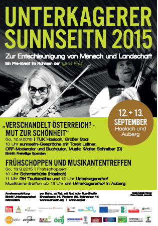 UNTERKAGERER SUNNSEITN 2015