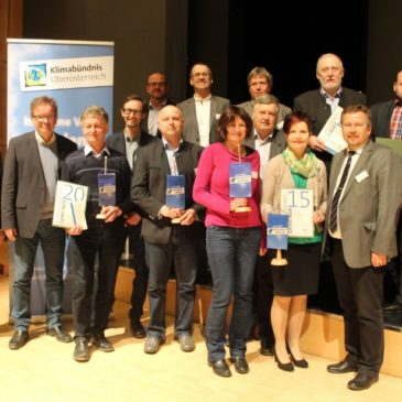 Klimabündnisjahrestreffen am 17.3. 2016 in Vorchdorf