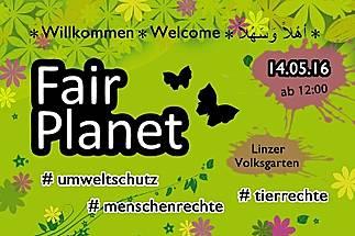 Fair Planet – am 4.6. 2016