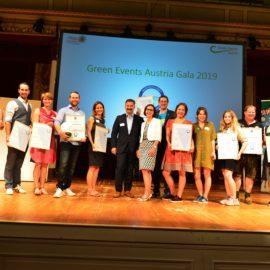 Preisreigen für herausragende OÖ GreenEvents!