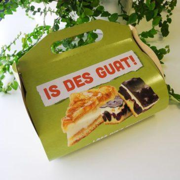 Neu: Kuchenboxen aus 100% Karton